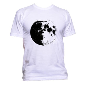 AppleWormDesign • Full Moon gift - Men's T-Shirt •