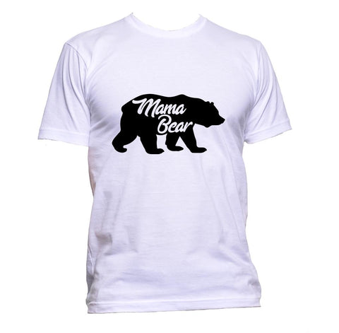 AppleWormDesign • Mama Bear Animal gift - Men's T-Shirt •