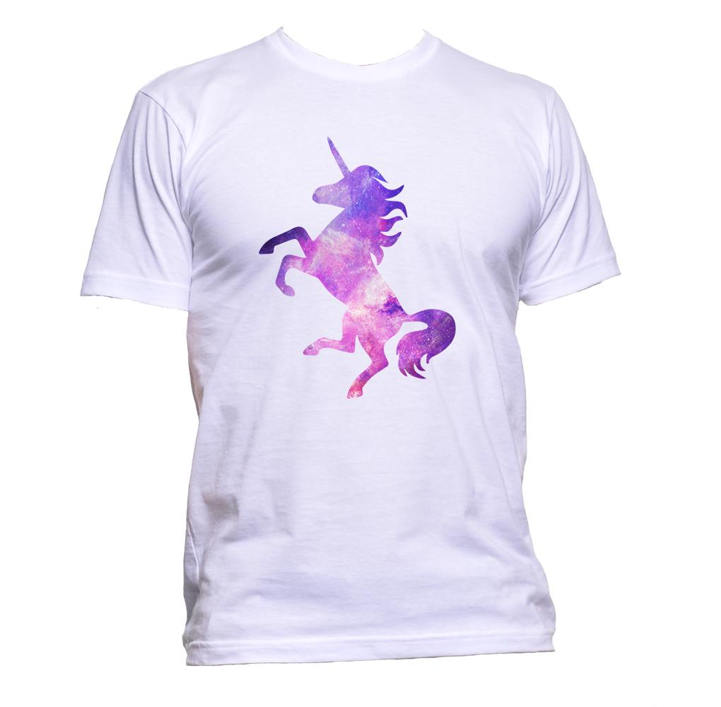 AppleWormDesign • Unicorn Galaxy gift - Men's T-Shirt •