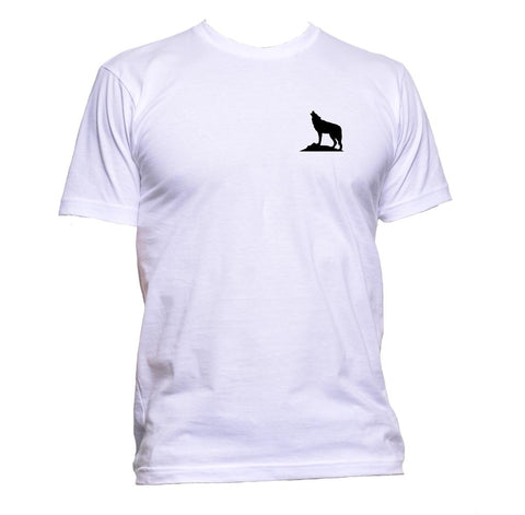 AppleWormDesign • Wolf Pocket gift - Men's T-Shirt •