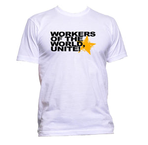 AppleWormDesign • Workers Of The World, Unite! gift - Men's T-Shirt •