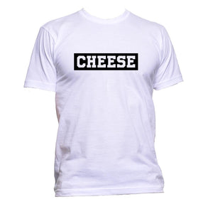 AppleWormDesign • Cheese gift - Men's T-Shirt •