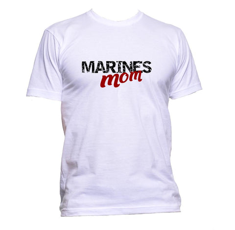 AppleWormDesign • Marines Mom gift - Men's T-Shirt •