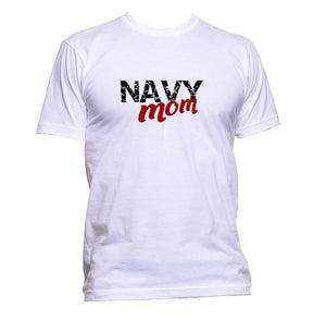 AppleWormDesign • Navy Mom gift - Men's T-Shirt •