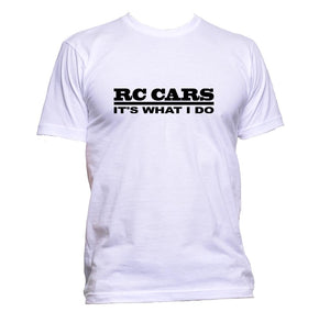 AppleWormDesign • Rc Cars It's What I Do gift - Men's T-Shirt •