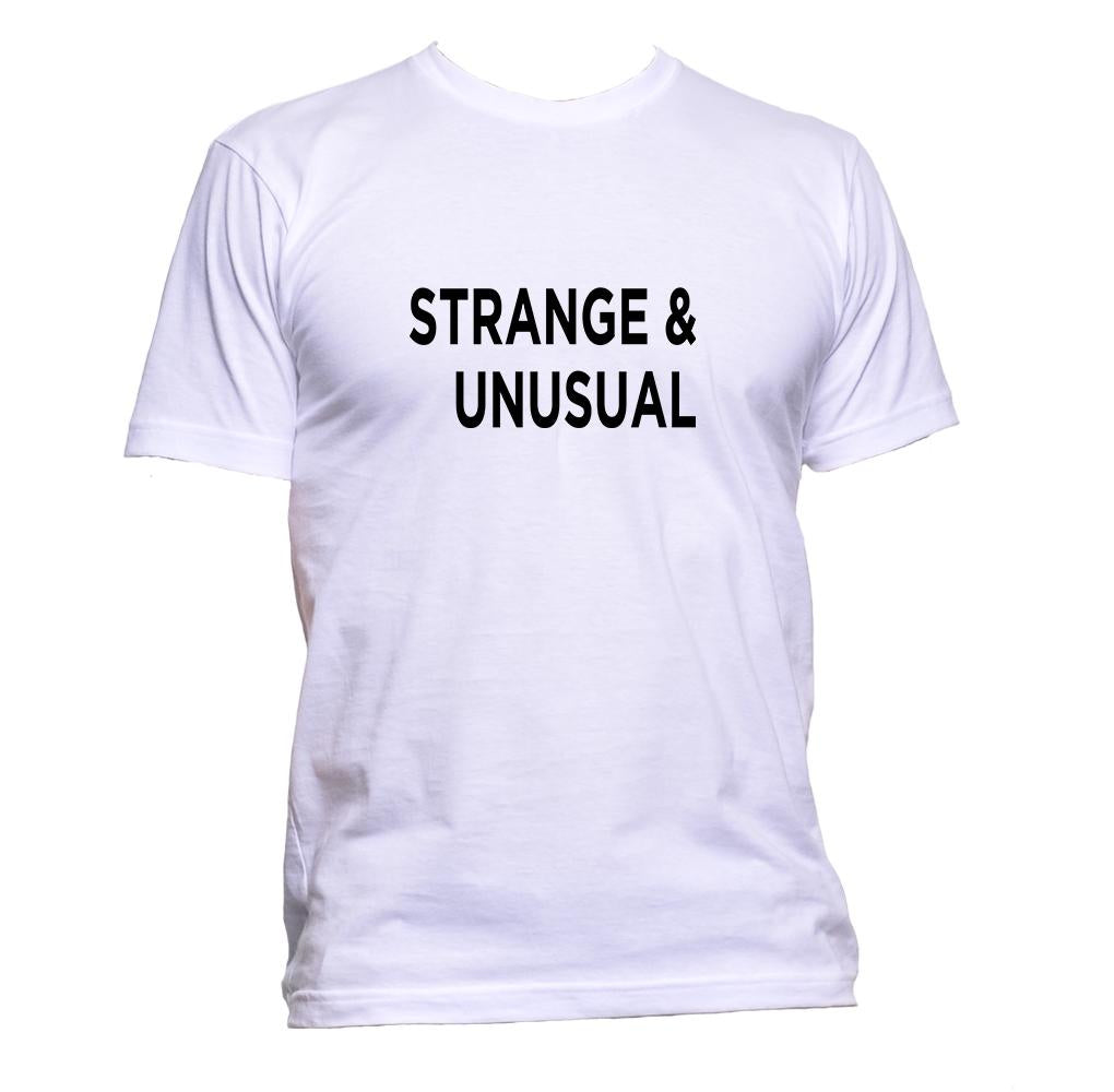 AppleWormDesign • Strange & Unusual gift - Men's T-Shirt •