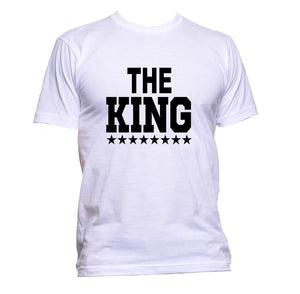 AppleWormDesign • The King gift - Men's T-Shirt •