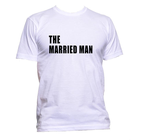 AppleWormDesign • The Married Man gift - Men's T-Shirt •