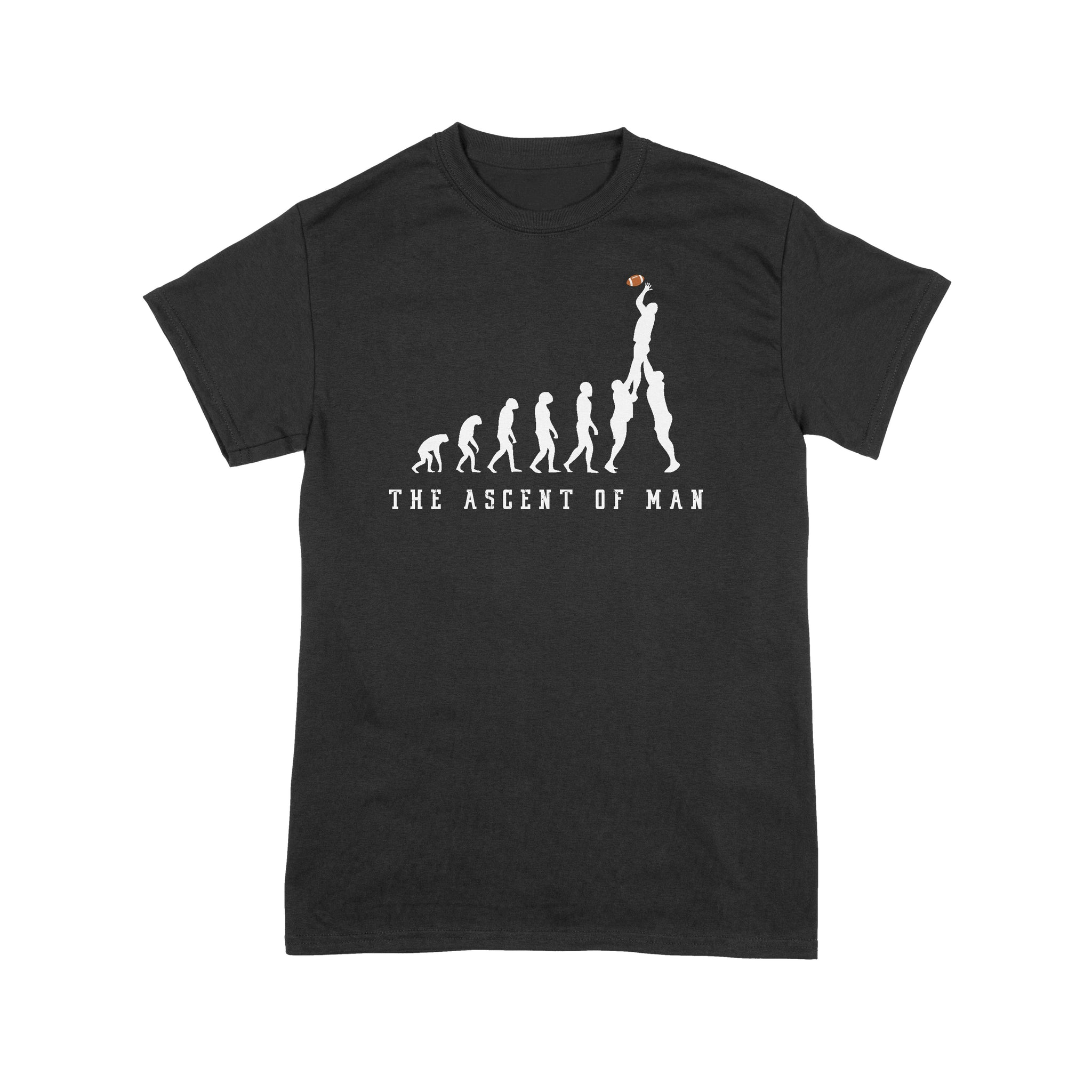 The Ascent Of Men Rugby T-Shirt
