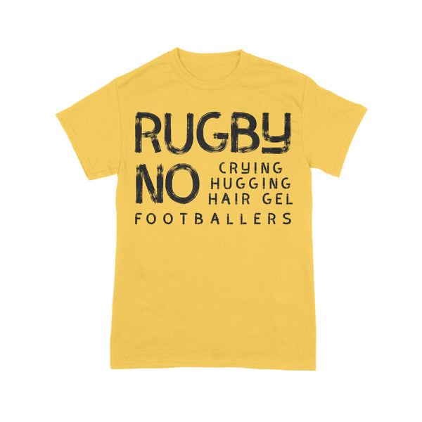 Rugby No Crying T-Shirt