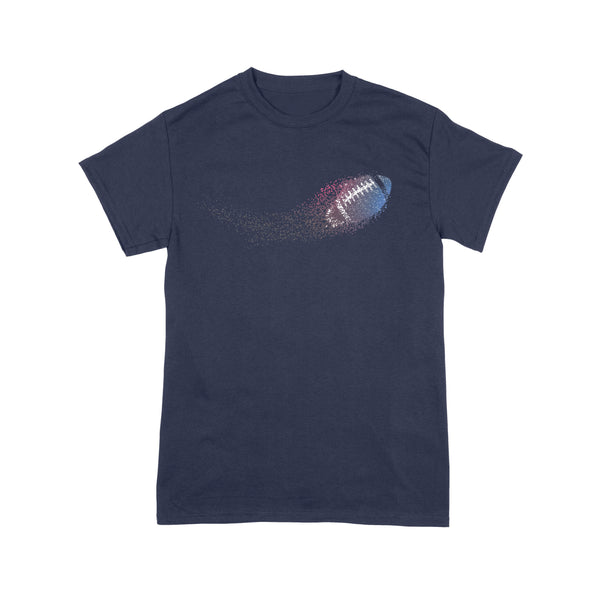 Abstract Rugby Ball T-Shirt