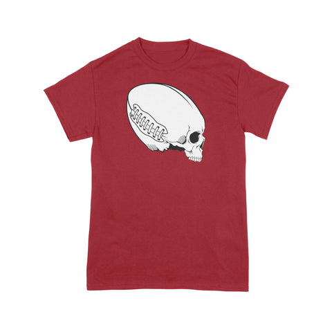 Rugby Skull T-Shirt