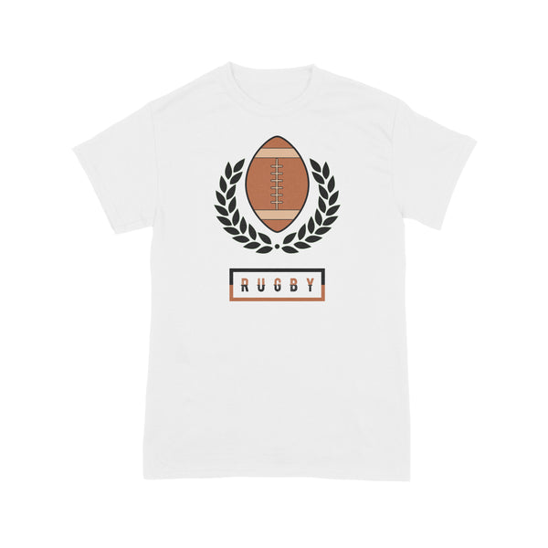 Rugby In Wreath T-Shirt