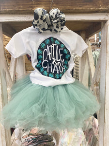 Light Blue Tutu Leo