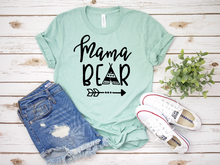 Load image into Gallery viewer, Bella Canvas Mama Bear Tee