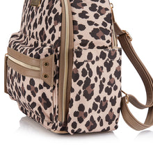 Load image into Gallery viewer, Mini Backpack Leopard