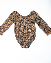 Load image into Gallery viewer, Long Sleeve Leo - Cheetah