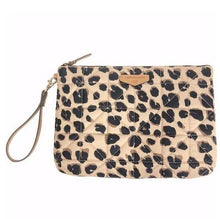 Load image into Gallery viewer, Companion Pouch in Leopard Print