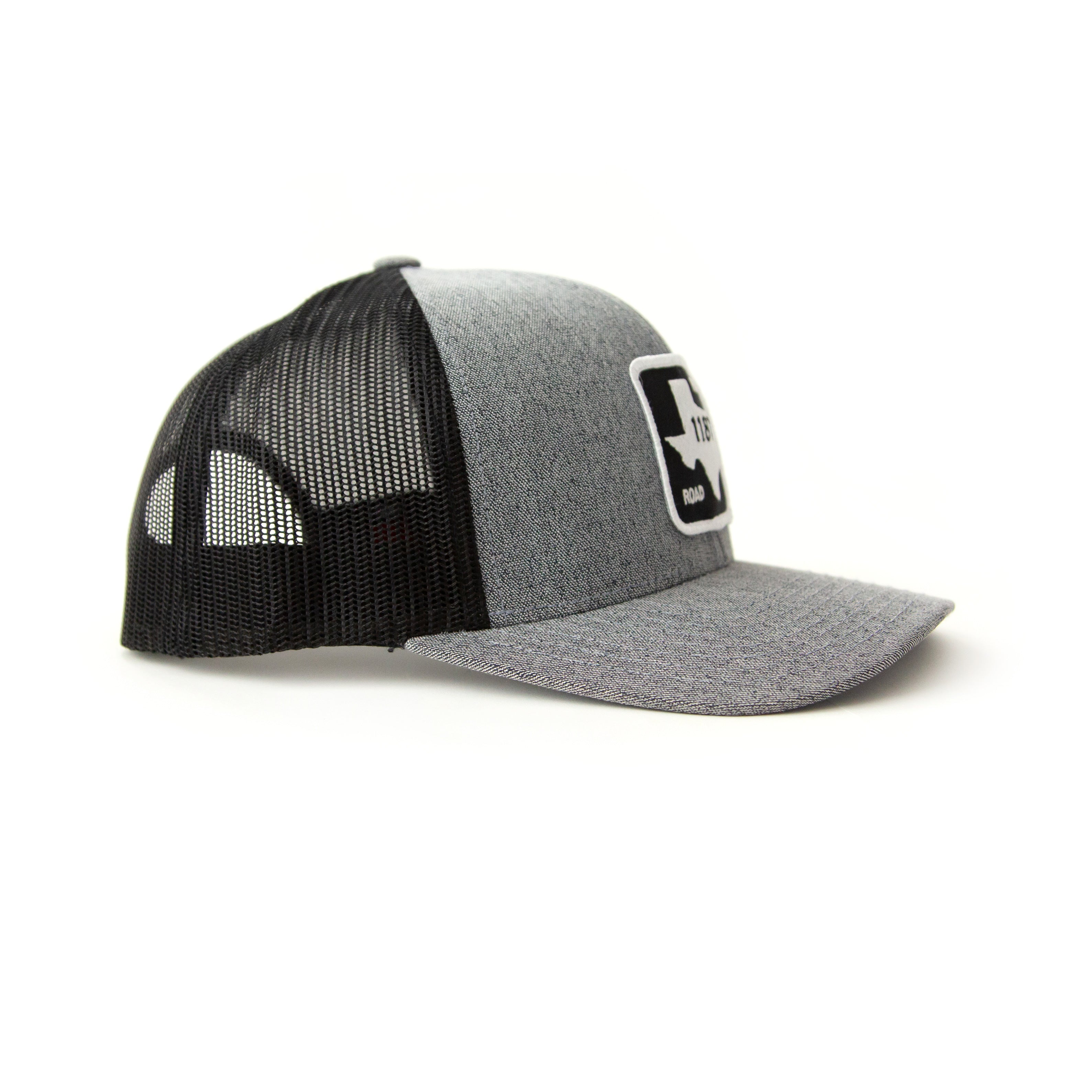 1187 Patch Trucker Hat