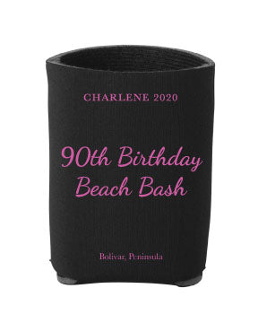 Beach Bash Koozies