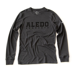 Nike Aledo Bearcats Stacked - ADULT