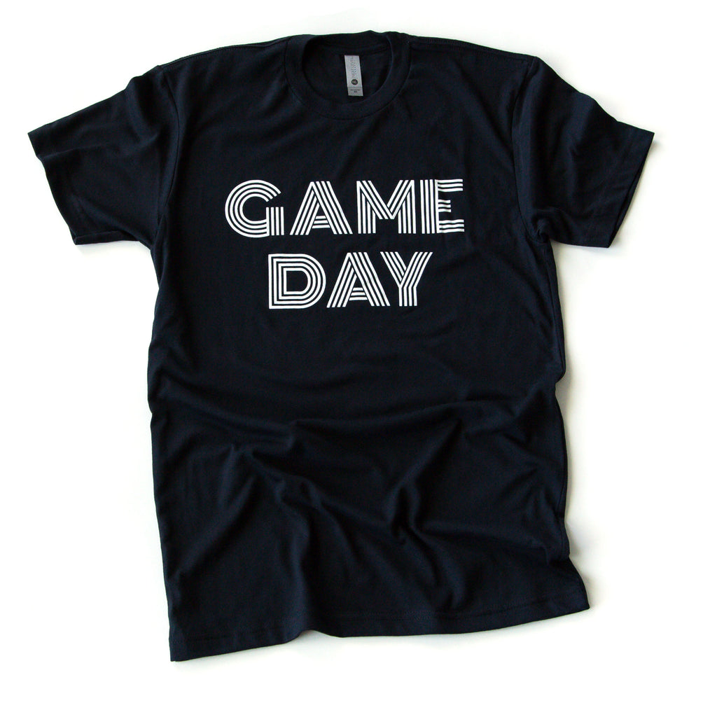 Game Day T-Shirt - ADULT