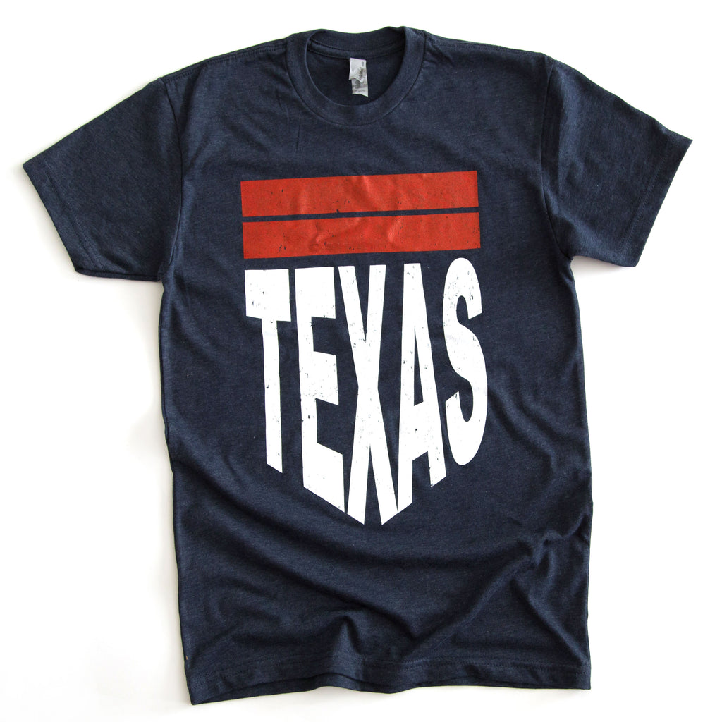 Texas Shield (Midnight Navy) - ADULT