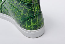 Load image into Gallery viewer, Limited Edition 'Vesuvio' high top sneakers