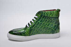 Limited Edition 'Vesuvio' high top sneakers