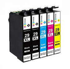 Compatible Epson C13T29914010 29XL Multipack 5PK - inksdirect