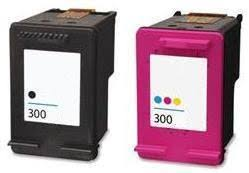 Compatible HP 300XL Black & Colour Multipack - Inksdirect