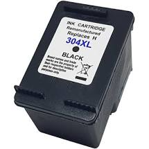 Pre Order Compatible HP 304XL (N9K08AE) high capacity black ink cartridge - Inksdirect