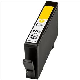 Compatible HP T6M11AE 903XL Yellow 13 ml Page Yield - Inksdirect
