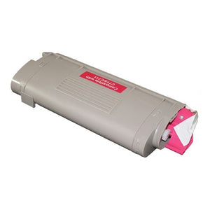 Compatible OKI Magenta 44318606  C711 11000 Page Yield - Inksdirect