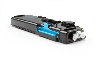 Compatible Dell 593-11122  Cyan 9000 Page Yield - Inksdirect