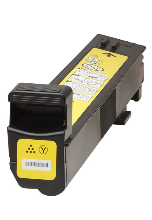 Compatible HP CP6015 Yellow Drum CB386A 35000 Page Yield - Inksdirect