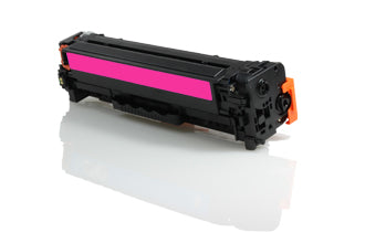 Compatible HP CC533A 304A / Canon 718 Magenta 2800 Page Yield - Inksdirect
