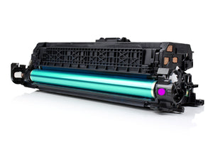 Compatible HP CF033A Magenta Laser Toner 11000 pages - inksdirect
