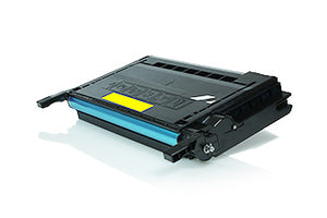 Compatible Samsung CLT-Y5082L/ELS  Yellow 4000 Page Yield - Inksdirect