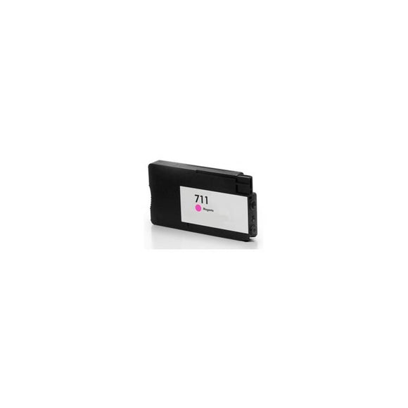 Compatible HP CZ131A 711 Magenta Hi Cap 30ml Page Yield - Inksdirect