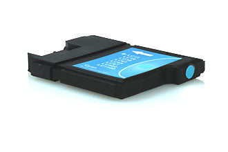 Compatible Brother LC1100 / LC980 Cyan 10.6ml 300 Pages - Inksdirect