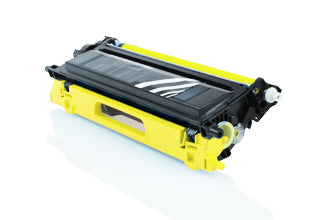 Compatible Brother TN135 Yellow 4000 Page Yield - Inksdirect