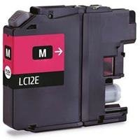 Compatible Brother LC12E  Magenta 1200 Page Yield - Inksdirect