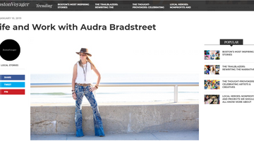 Life and Work with Audra Bradstreet
