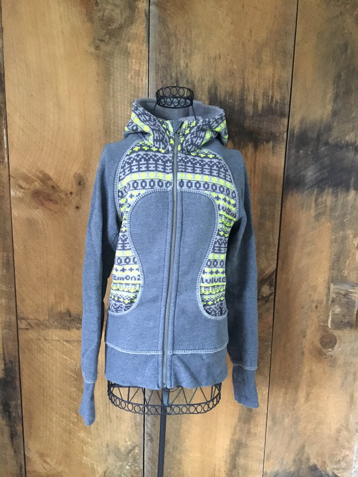 Lululemon Fair Isle Limited Edition Hoodie