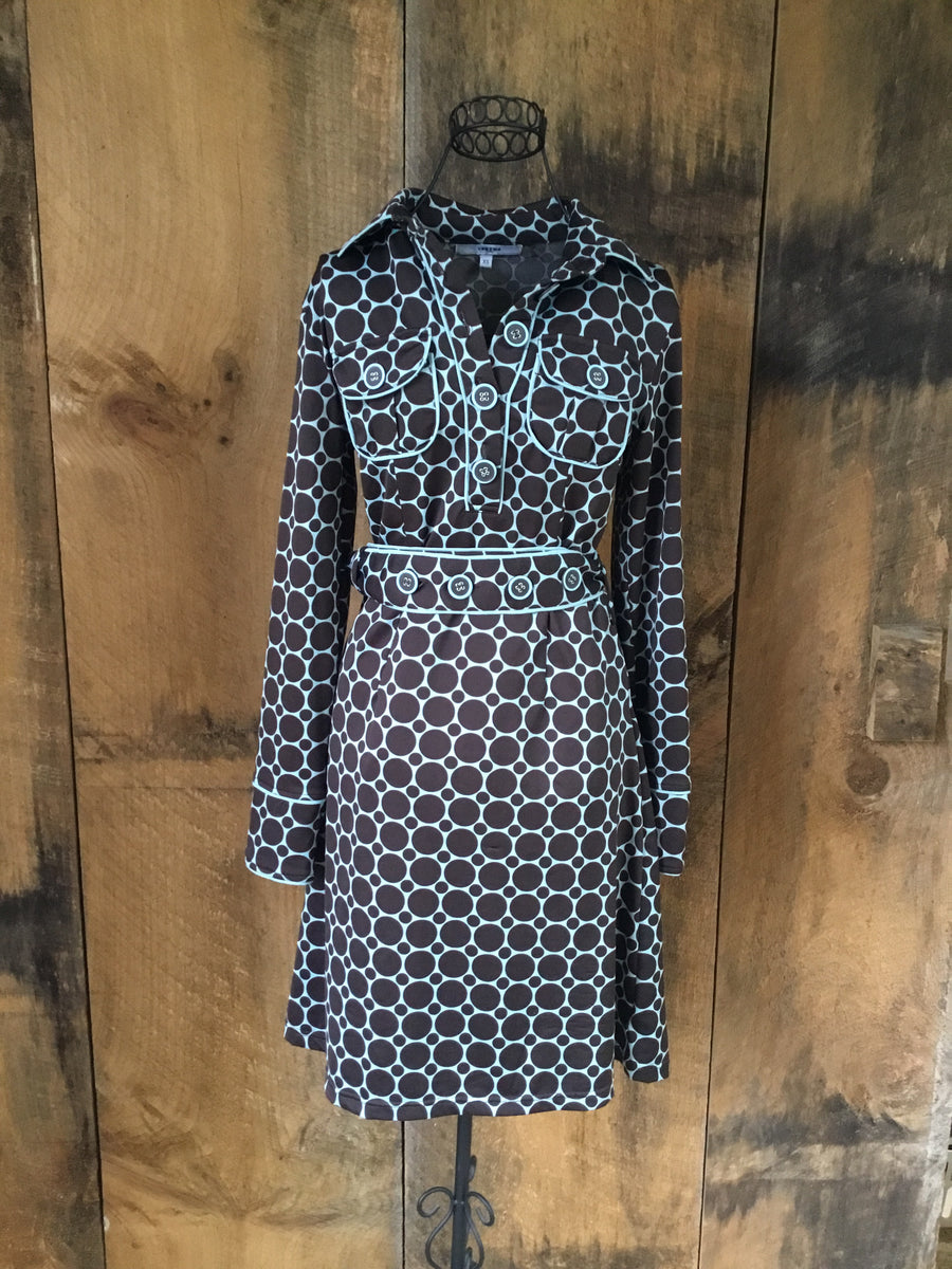 Vertigo Paris Polkadot Dress