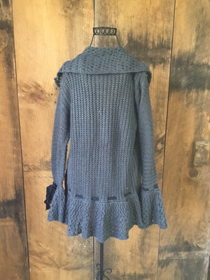 Elizabeth and James Shrug Sweater