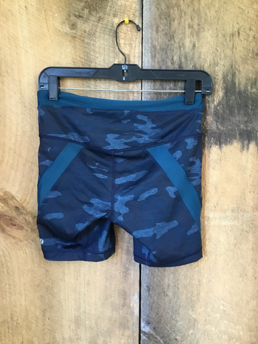 Lululemon Camo Shorts