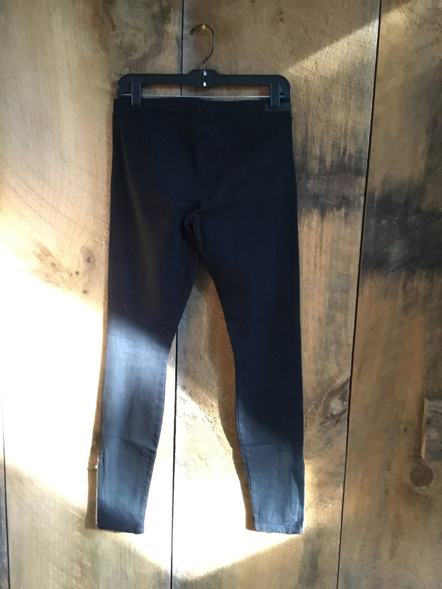 Joes Jeans Black Denim Leggings