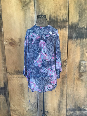 Lucky Brand Tunic Top